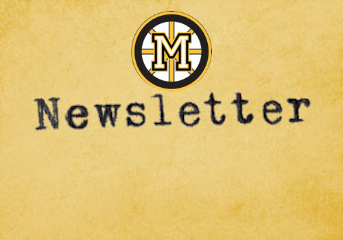 Hot Off the Press, The April Newsletter!