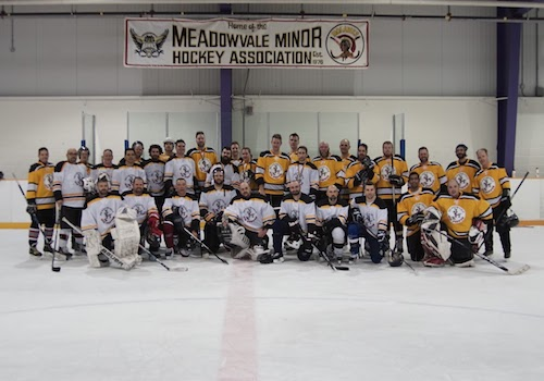 Ice Puppy All Star Weekend Raised $10,797