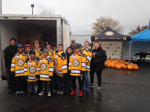 Hockey Harvest a Great Success!