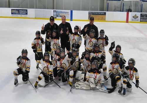 MMHA Minor Novice Gold Champions!