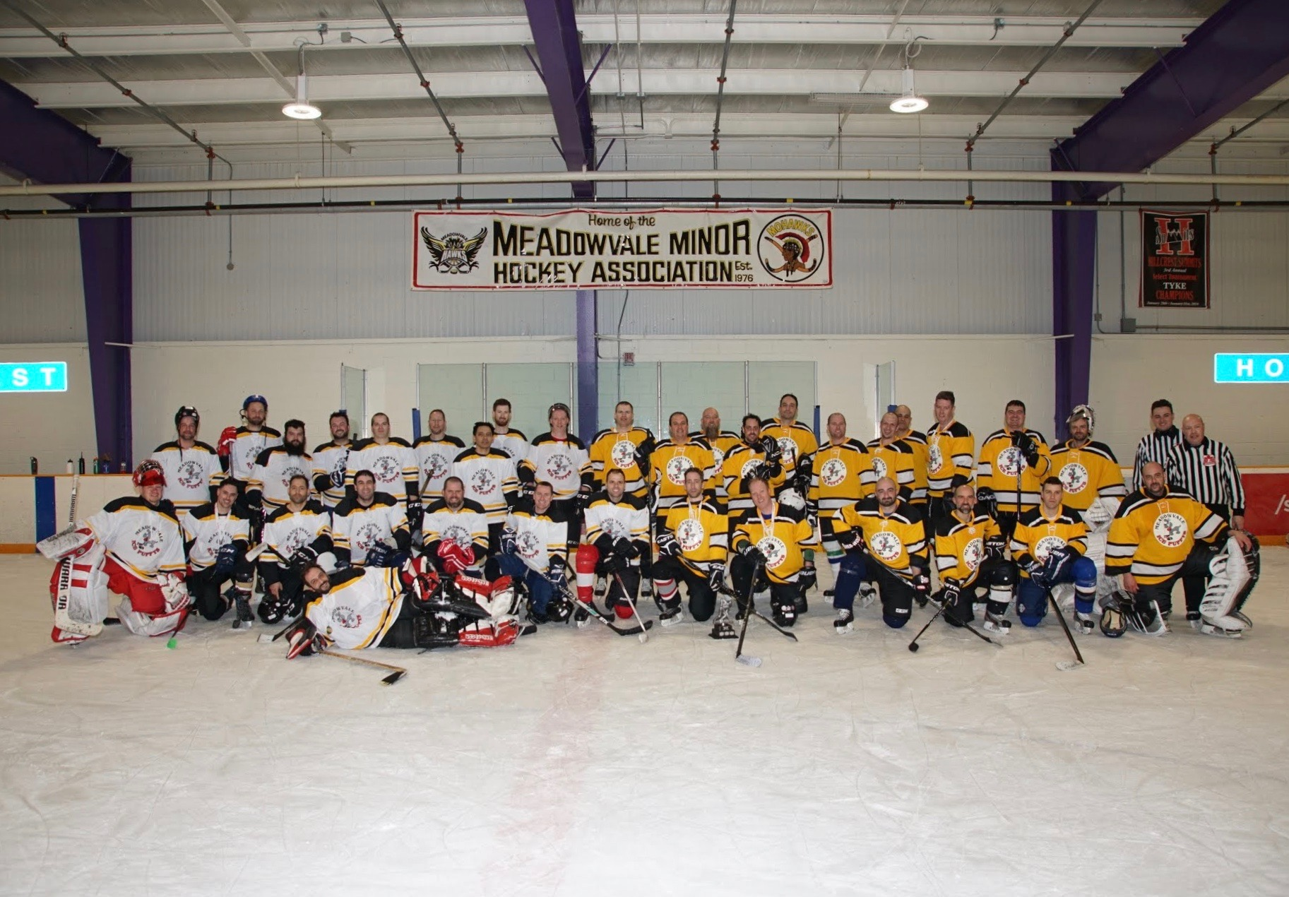 Ice Puppy All Star Weekend Raised $9,980