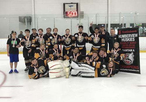 Meadowvale Hawks Champions