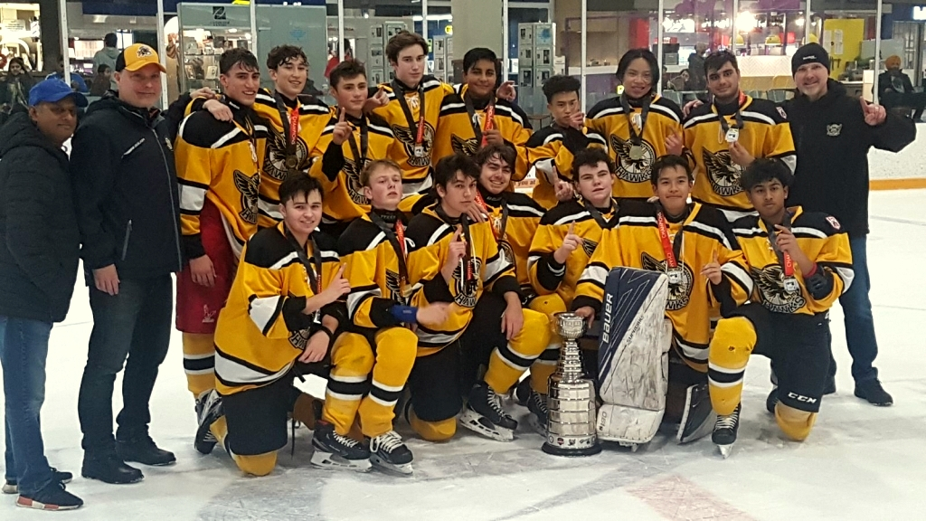 ME113 Champions at Hespeler Classic