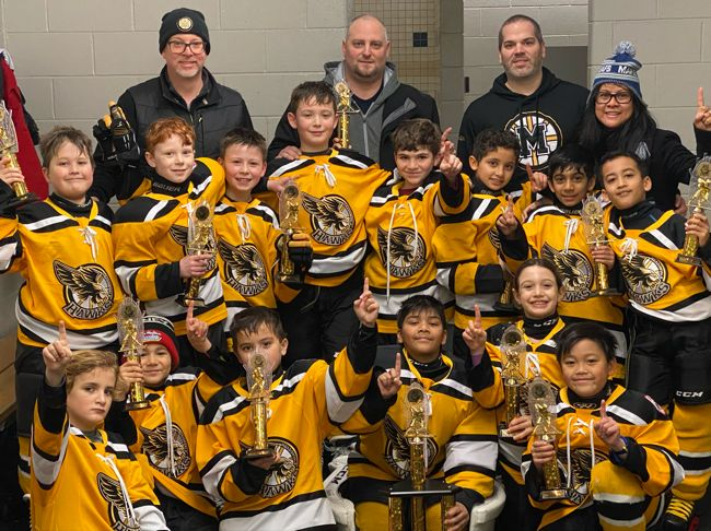 Meadowvale Novice White ME033 – Champions of the Heartland Tournament of Champions