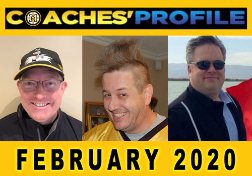 Coaches Profile – Feb 2020